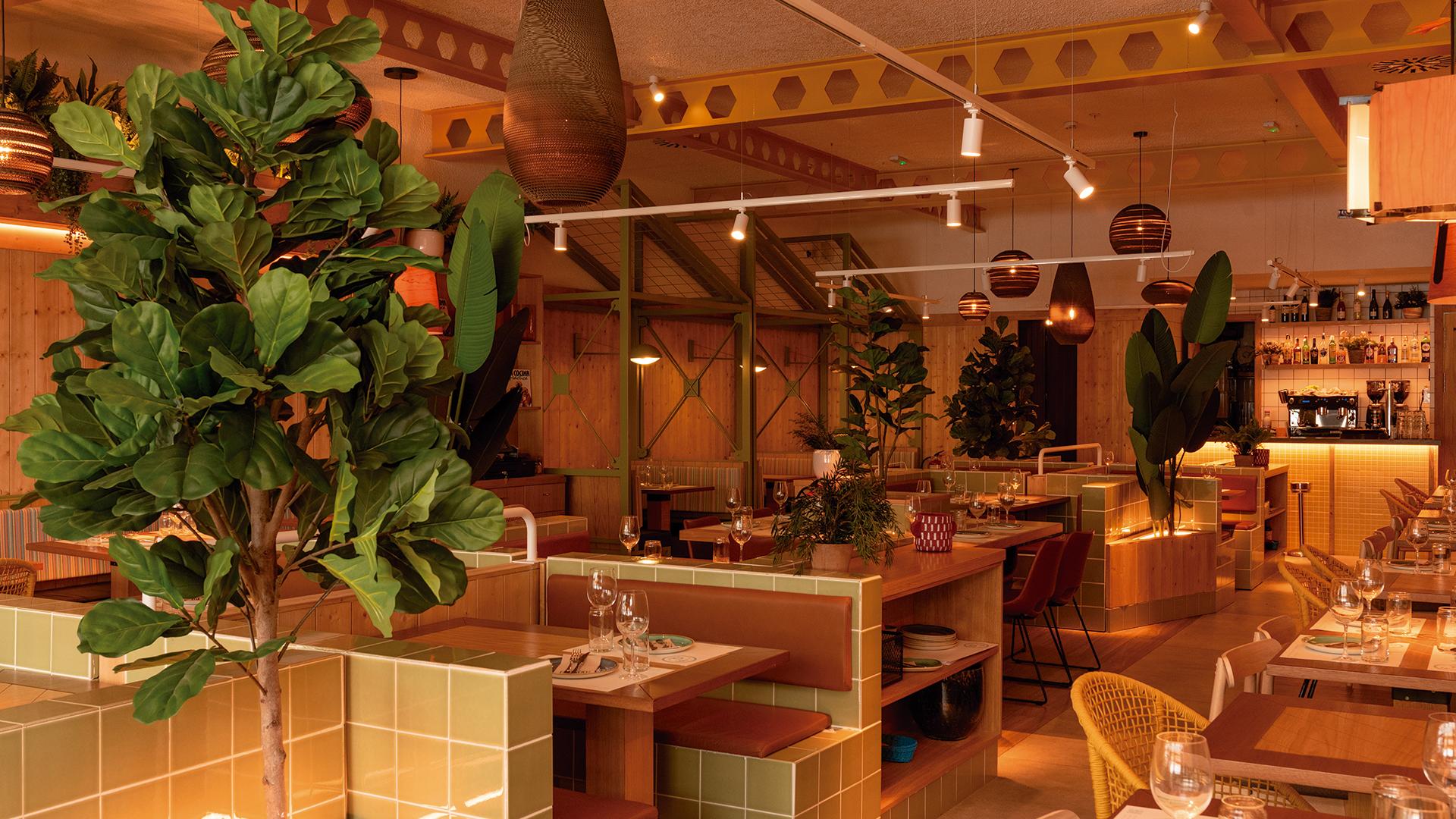 Restaurantes Foodoo